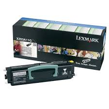 toner lexmark x203 black toners