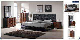 bedroom modern bedroom ideas with black leather headboard and