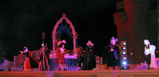 scary halloween party file mickey u0027s not so scary halloween party villians stage show