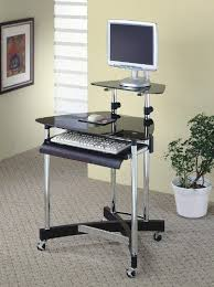 Computer Desk Without Keyboard Tray Best 25 Metal Computer Desk Ideas On Pinterest Computer Desk