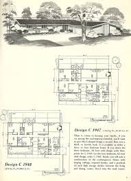Mid Century Modern House Plan 368 Best Modern House Plans Images On Pinterest Modern House
