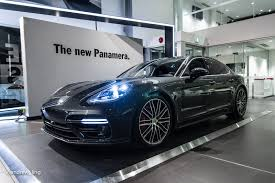 car porsche 2017 2017 porsche panamera first look openroad auto group