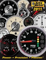 auto meter hp catalog w links