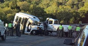 multiple fatalities reported in texas church bus crash cbs news