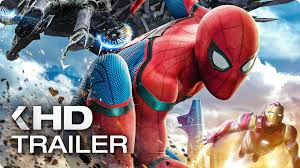 spider man spider man homecoming all trailer u0026 clips 2017 youtube