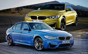 Bmw M3 2016 - 2016 bmw m3 and bmw m4 ordering guide available in us bmwcoop