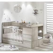 chambre complete bebe chambre complète transformable sauthon frêne cendré beige