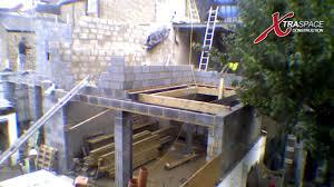 xtraspace basement construction company timelapse video youtube