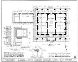antebellum home plans floor plan of a house with dimensions homepeek