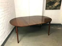 mid century expandable dining table round mid century dining table mid century extendable round dining