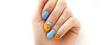 16 easy easter nail designs for short nails boholoco