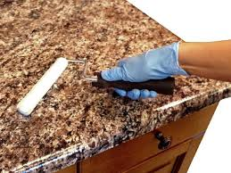 Diy Kitchen Countertops How To Paint Laminate Kitchen Countertops Diy