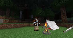 the camping mod minecraft mods