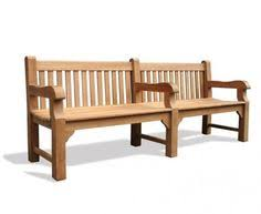 5ft Garden Bench Windsor Teak 5ft Garden Bench Windsor F C