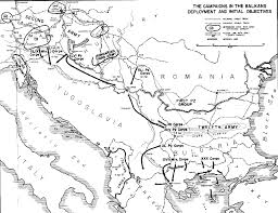 Blank Map Of Europe Before Ww2 by Introduction The German Campaigns In The Balkans