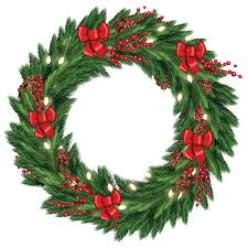 free christmas wreath graphic from tradigitalart tradigital art