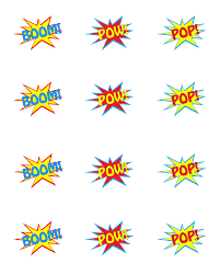 free super hero printables cup cake toppers larger versions