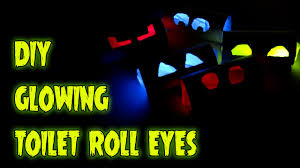 halloween crafts diy toilet paper roll youtube
