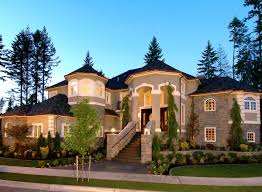 elegant home plan with in law suite 23200jd architectural