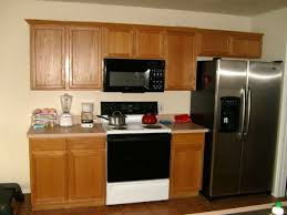kitchen ideas with oak cabinets great ideas to update oak kitchen cabinets