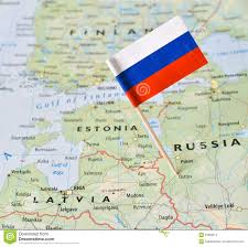 russia map border countries russia flag pin on map stock photo image of political 67800514