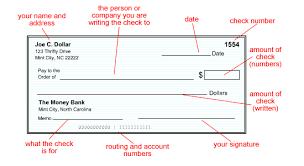 money basics managing a checking account full page