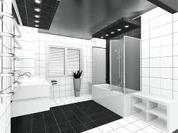 awesome black tiled bathrooms designs decoration ideas bathroom