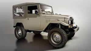 icon 4x4 icon debuts old toyota fj40 with new upgrades