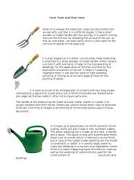 kitchen tools and equipment farm tools and their uses tractor scissors