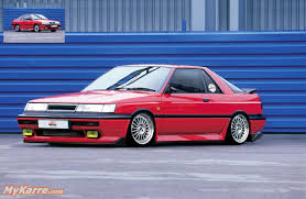 nissan sunny 1988 modified nissan sunny coupe bestautophoto com