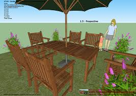 Free Plans For Outdoor Table by Free Patio Furniture Home Design Inspiration Ideas And Pictures