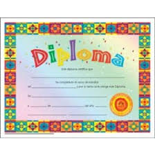 preschool certificates preschool diploma certificates incentives awards