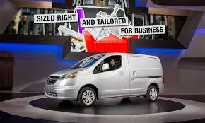 nissan canada tv commercial gm adds nissan built van to take on transit connect