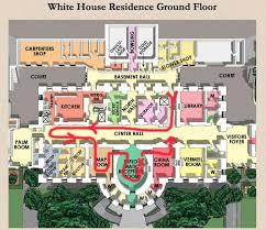 floor plan for the white house residence white house museum current floor plans whitehouse 3