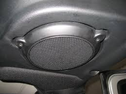 jeep wrangler speaker wrangler roll bar speaker replacement guide 001