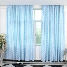 light blue curtains bedroom sky blue curtains tulle window curtain blue sky and white cloud