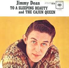 albuns of beauty 1962 45cat jimmy dean to a sleeping beauty the cajun queen