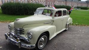 opel olympia 1952 1952 opel kapitän cabriolimousine exterior and interior