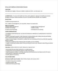 administration resume examples 28 free word pdf documents