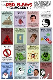 Red Flags The Red Flags Of Quackery Science Based Pharmacy