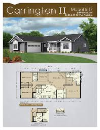 oasis homes carrington ii modular ranch value