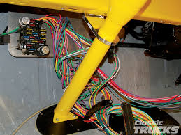 aftermarket wiring harness install rod network