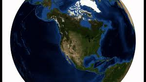 Map Of The World With Continents by Satellite Images Of All Continents Youtube