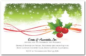 christmas invitations and snowy pine trees invitations christmas invitations