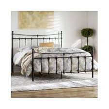 Iron Headboard And Footboard by Queen Size Bed Frame Metal Headboard Footboard Adjustable Height