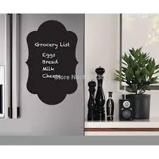 tableau noir cuisine tableau noir réfrigérateur pour décor de cuisine tableau mural