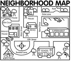 bunch ideas of neighborhood worksheets for kindergarten for form