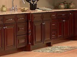 Gel Stain Kitchen Cabinets Before After How To Restain Cabinets Darker Staining Oak Cabinets Before And