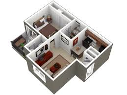 tiny apartment floor plans marvelous small apartment floor plans 3d gallery ideas house