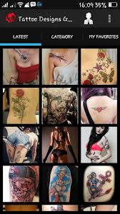 tattoo designs ideas free app download android freeware